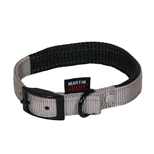 S-M-L-XL S Martin Sellier collar para perro de la Collection camuflaje