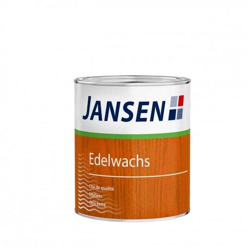 Jansen Edelwachs 0,75l (vgl. Pigrol) Farbton lichtweiss