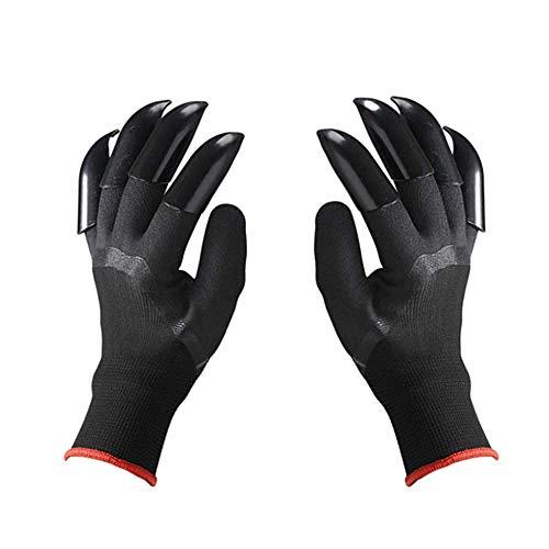 Zongha Gartenhandschuhe Damen Gartenhandschuhe Mit Krallen Garten Handschuhe Männer Gartenarbeit Handschuhe Herren Gartenarbeit Handschuhe