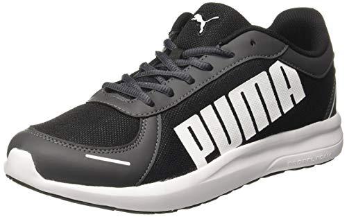 Puma Men's Seawalk IDP Black-White Sneakers-9 UK (43 EU) (37189202)
