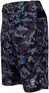 CANARI Men's Atlas Cycling, Mountain Biking Baggy Short with Gel Padded Liner