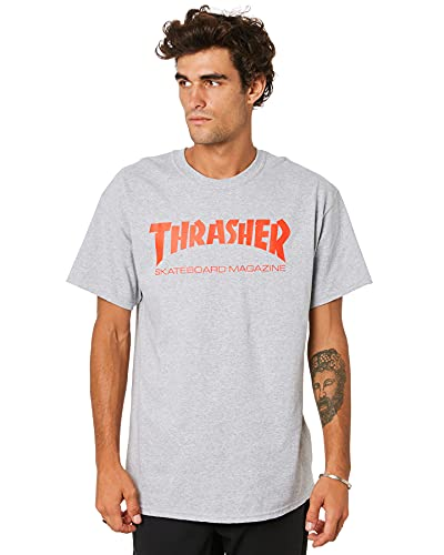 T-shirt Thrasher - Gris - Taille M