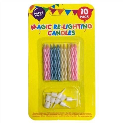 PMS Magic Relighting Candles