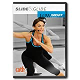 Cathe Friedrich Low Impact Series Slide 'N Glide Exercise DVD