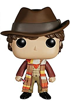 Funko 4629 POP TV  Doctor Who Dr #4 Action Figure
