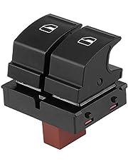 Elektryczny przełącznik okienny - elektryczny przycisk sterowania do szyby Skoda Octavia Fabia 2 Roomster 1Z0959858