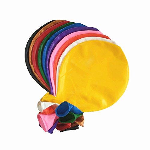 36 Zoll Luftballons Sortiert 10pcs / Pack Wiederverwendbar Riesen Latex Ballons für Hochzeitsfest Geburtstag Festival Veranstaltung Dekorationen