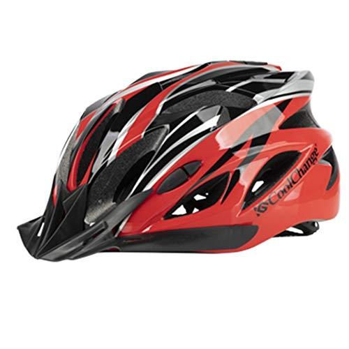 Casco da bici da corsa per mountain bike con occhiali magnetici Casco da bici traspirante Casco di protezione di sicurezza per scooter
