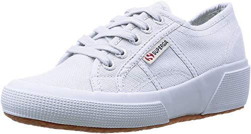Superga 2905-COTW Linea UP And Down, Sneaker Donna, Bianco, 42 EU