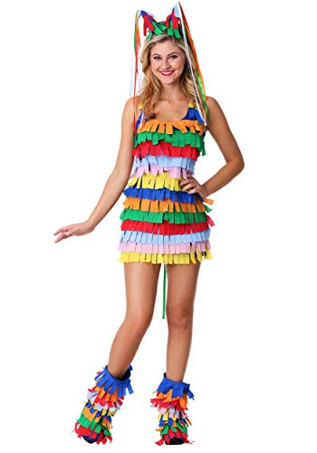 Pinata Costume for Women Sexy Pinata Costume Outfit Large