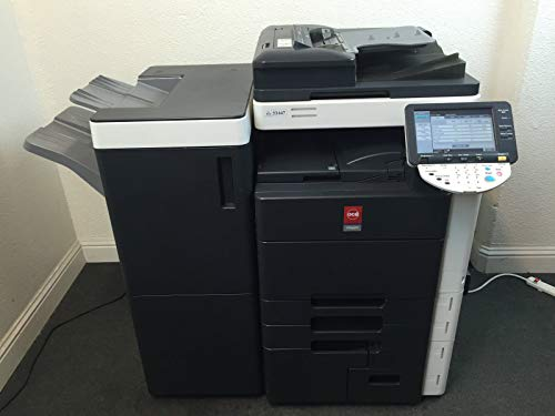 Buy Bargain Oce CM4521 Color Copier Printer Scanner with Network Fax & Finisher LOW use 193k (Certif...
