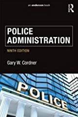 Police Administration Paperback