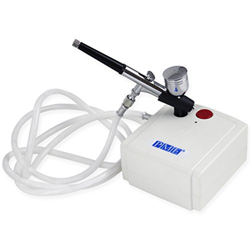 PME AB132 Airbrush & Compressor Kit for Cake Craft and Cake Decorating...