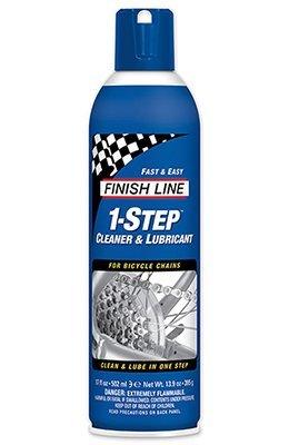 フィニッシュライン『1-STEP クリーナー&ルブリカント』