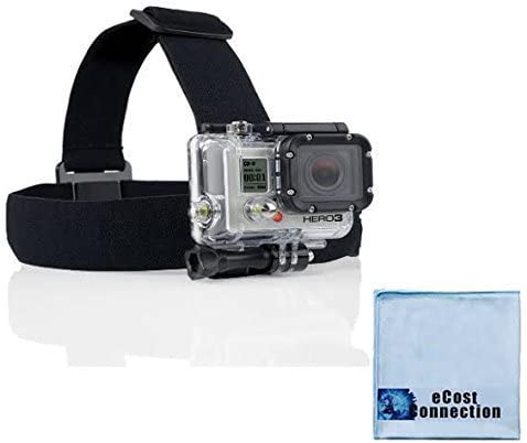 Head Strap Mount for ALL GoPro Cameras HERO Store an eCostConnection 55% OFF +