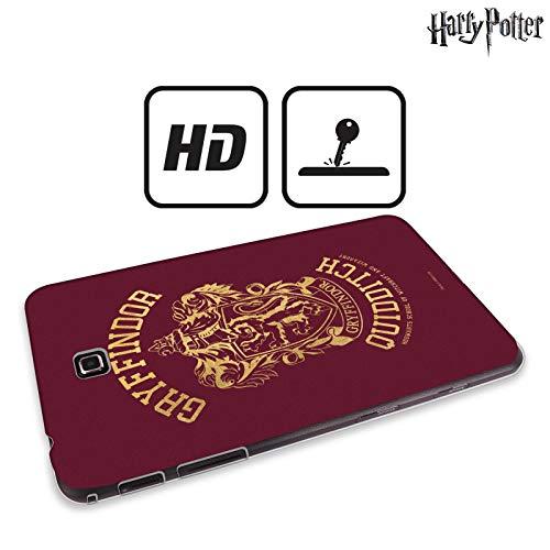 Head Case Designs Offizielle Harry Potter Gryffindor Quidditch Deathly Hallows X Harte Rueckseiten Handyhülle Hülle Huelle kompatibel mit Samsung Galaxy Tab A 10.5 2018