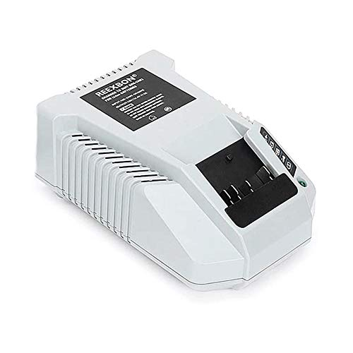 REEXBON Battery Charger for Bosch 14.4V 18V Lithium Batteries 1018K BAT609 BAT609G BAT618 BAT618G BAT614 2607336236