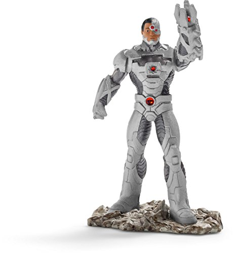 DC Comics Schleich Figura Cyborg