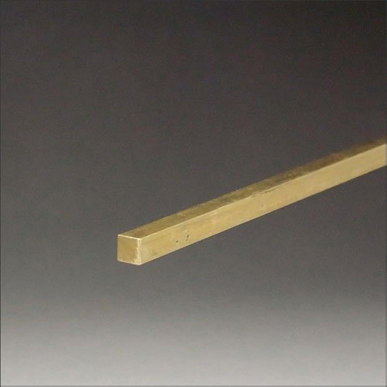 独創的追記移動するe-kanamono 真鍮押渕 生地 6x12x3000mm(1.5M+1.5M)