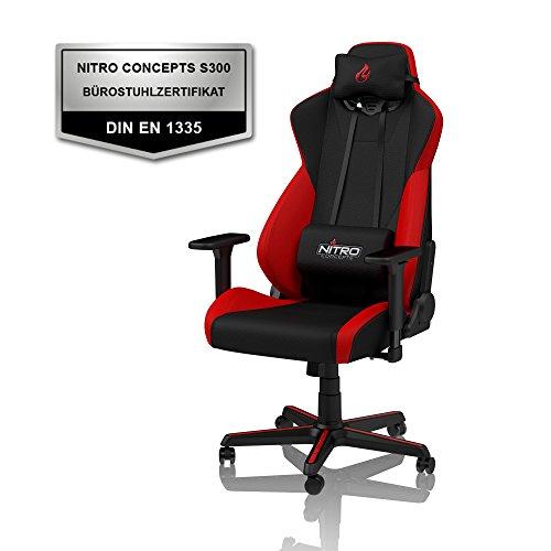 NITRO CONCEPTS S300 Gaming Stuhl - 4