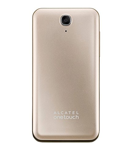 Alcatel 2012G-2BALDE1 Onetouch Mobiltelefon (Single-SIM) soft gold