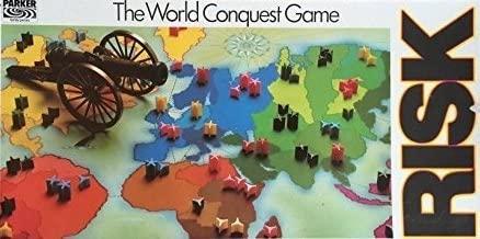 Risk The World Conquest Game: Amazon.es: Juguetes y juegos