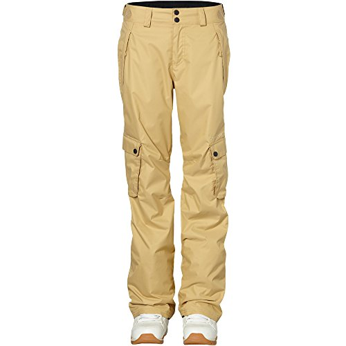 O'Neill Damen Skihose PW Everyday, beige, XL, 458008
