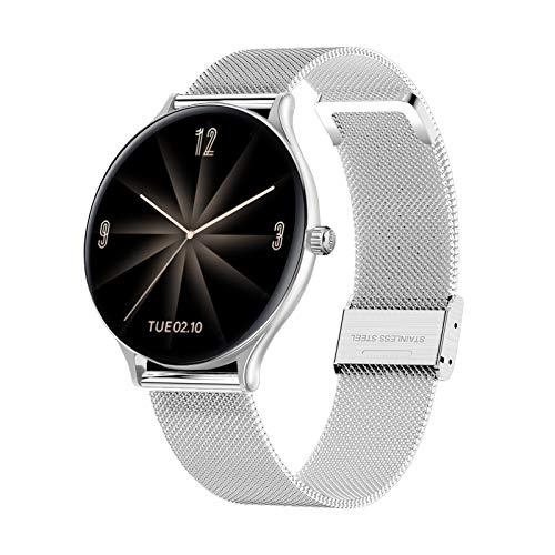 LIGE SmartWatch withHeartRateBlood Pressure Sleep Monitor, Fitness Activity Tracking, IP67 Waterproof Smart Bracelet for Women Men Android iOS