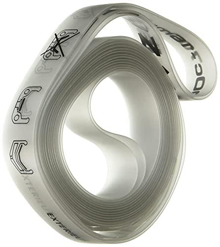 ZEFAL Soft PVC 700c Blíster 2 Cintas Llantas, Unisex, Gris, 700xc-16 mm