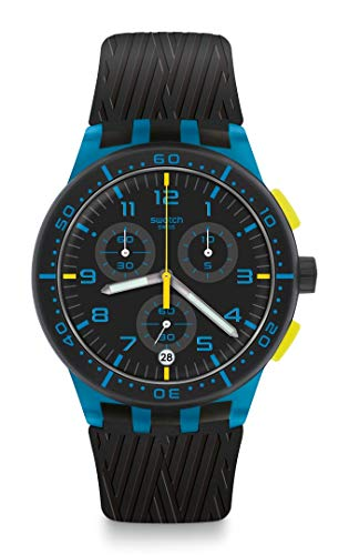 Montre Swatch Blue Tire