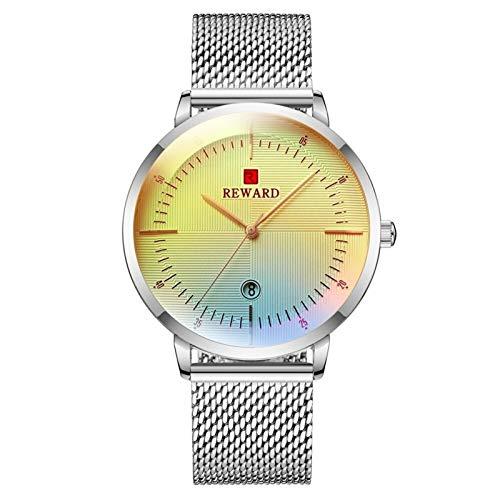 Flatware Fashion Mens Watches New Top Brand Luxury Quartz Watch Men Colour...