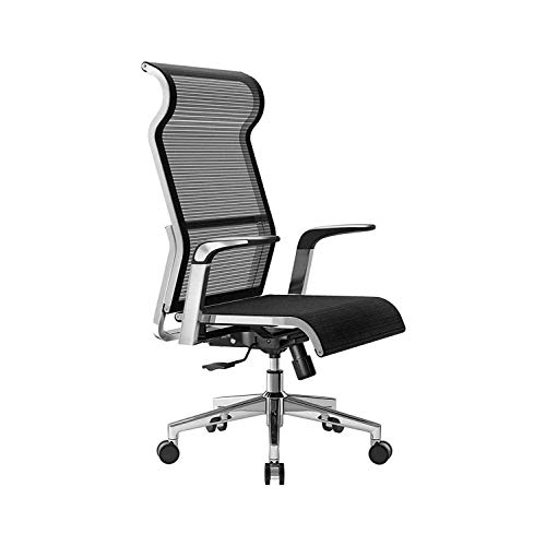 GYZCZX Study Room Simple Full Mesh Ergonomic Gaming Chair Computer Chair Office Swivel Chair Chair Home (Color : Style 1)