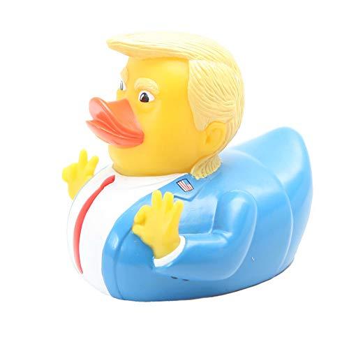 Baby Bath Toys Trump Rubber Squeak Bath Duck Baby Bath Duckies - for Kids Gift Birthdays Baby Showers Bath Time