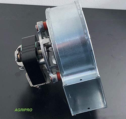 TRIAL CAH12Y4-004 Zentrifugalventilator SX für Pelletöfen Piazzetta