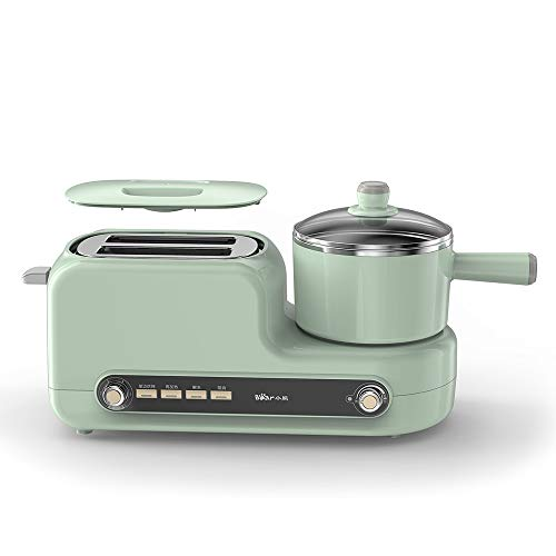 Breakfast machine home toast slice multi-functional small four-in-one dos emothes fully automatic earth spitting driver