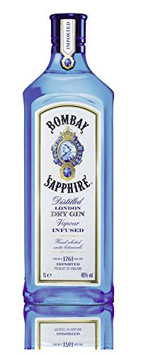 Bombay Sapphire London Dry Gin | 1 l