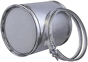 Cummins ISX Diesel Particulate Filter DPF, Clamps & Gaskets for OEM 4969701NX & More