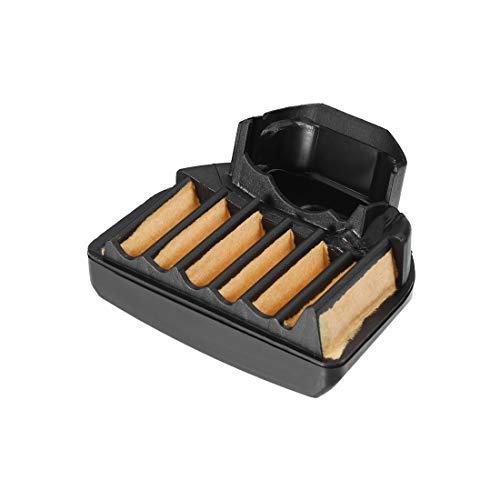 DealMux Luftfilter für Husqvarna 455 455E 460 Rancher Chainsaw 537255703 537255702
