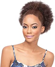 Outre Synthetic Drawstring Ponytail Timeless Afro Medium (1B)