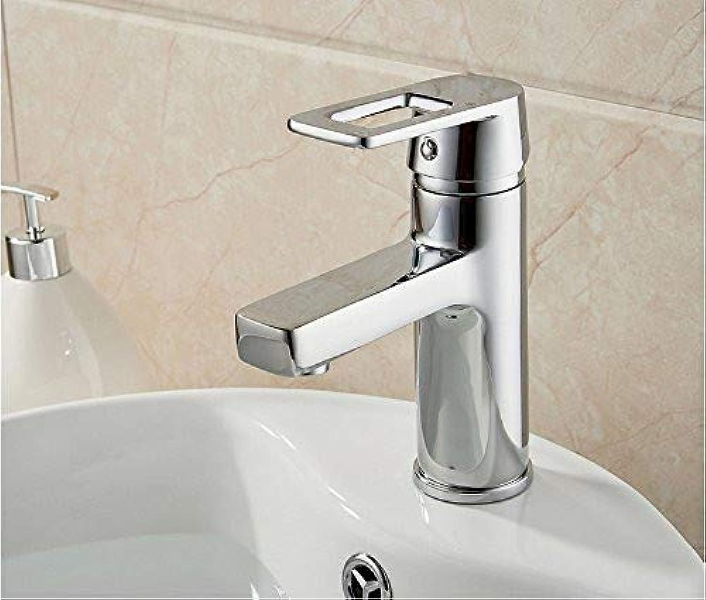 SEBAS Home Wasserhhne Becken Wasserhahn Hohl Griff Messing Wasserhahn Wasserhahn Wasserhahn Chrom
