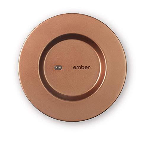 Ember New Temperature Control Smart Mug 2 Charging Coaster, Copper - Improved Design