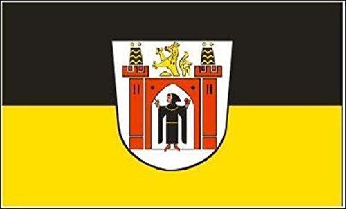 U24 Aufkleber München mit großem Wappen Flagge Fahne 8 x 5 cm Autoaufkleber Sticker
