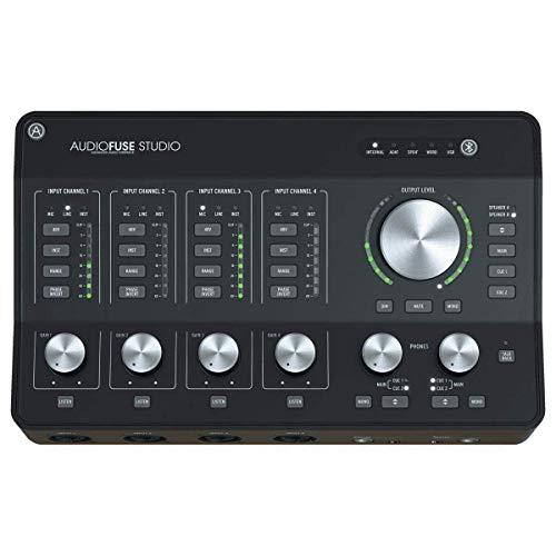 Arturia Interfaz de audio Audiofuse Studio