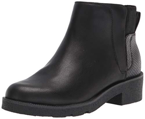 Dr. Scholl's Shoes Damen TRIX Stiefelette, schwarz, 40 EU