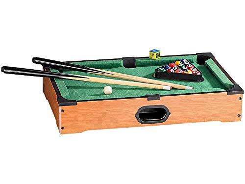 Monsterzeug Miniatur Billardtisch, Snooker für Das Wohnzimmer, Pool für Zuhause, Tisch Spiel