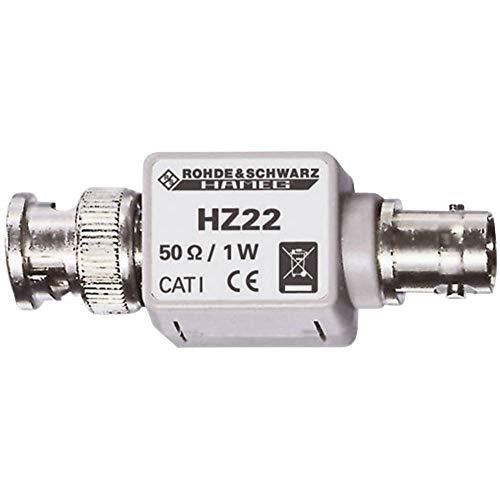 Rohde & Schwarz HZ22 Durchgangsabschluss, 50 Ohm