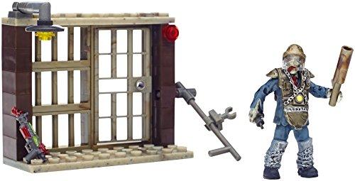 Mega Bloks Call of Duty - Juego de construcción, Brutus Jefe Zombies (Mattel CNC66)