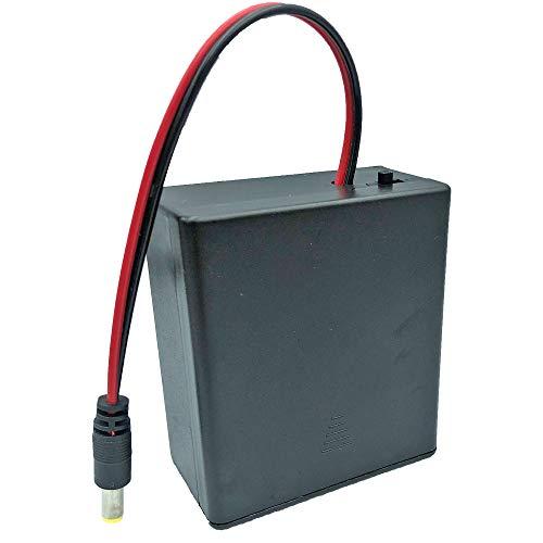 Externes D Batteriefach für Watch Winder Smith Uhrenbeweger