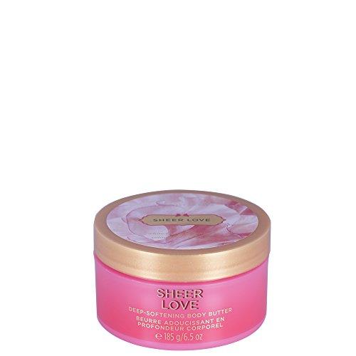 VICTORIA'S SECRET Body Butter Sheer Love 185 g, Preis/100gr: 5.97 EUR