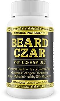ingredients in beard czar